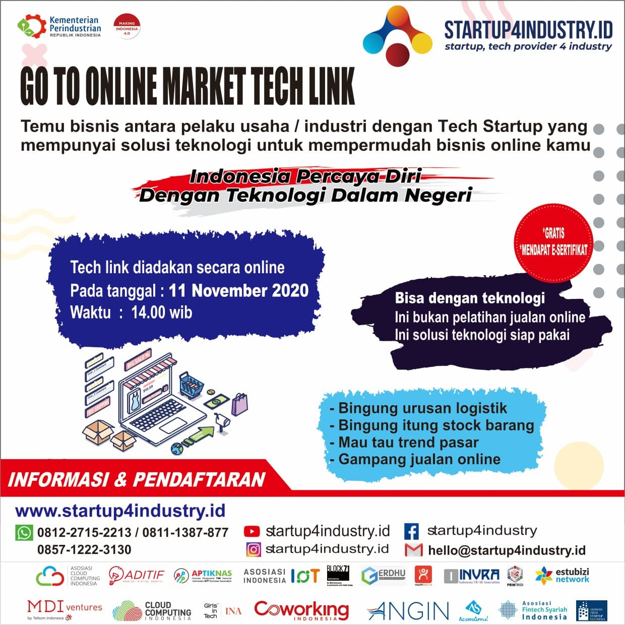 Go To Online Market Tech Link